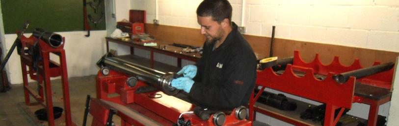 Hydraulics-Repairs